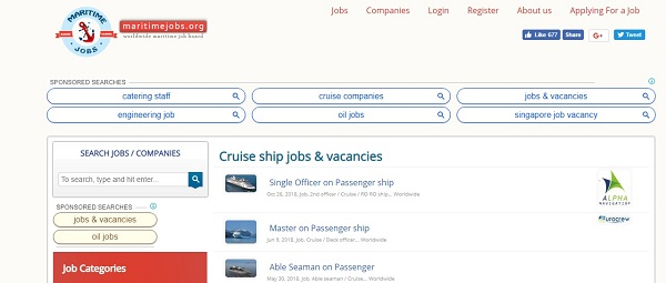 Cruise Ship Jobs – 13 Places to Find a Lucrative Sea Career in 2019